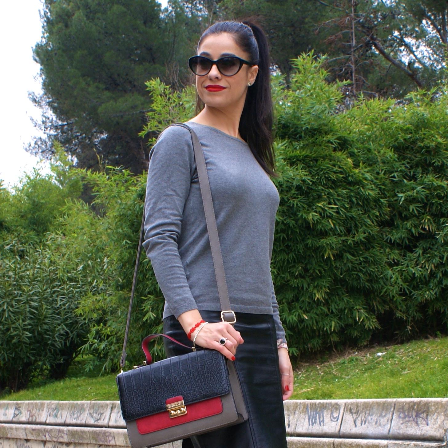 la caprichossa, blog de moda, invierno, estilo, t-strap, mariamare