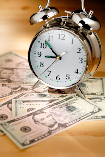 +Time is money, +Money is not an issue, +Money problems