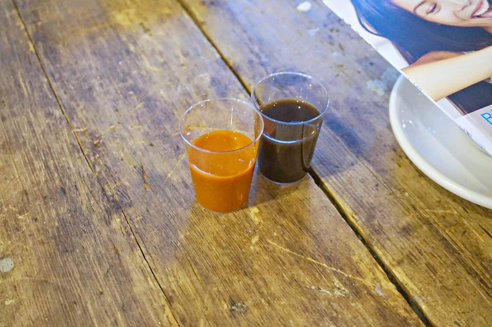 ned i vekt raskt Ren grønn kaffebønne