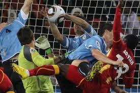 Uruguai 1x1 Gana - 2010