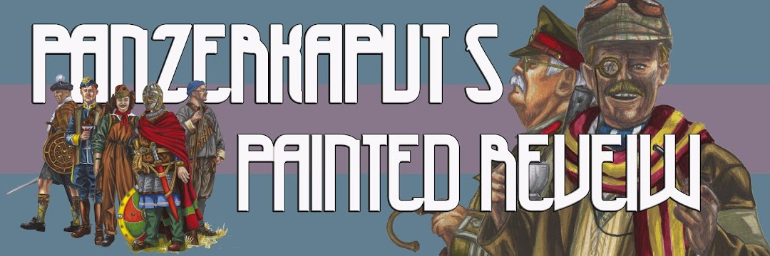 PanzerKaput&#39;s Painted Review