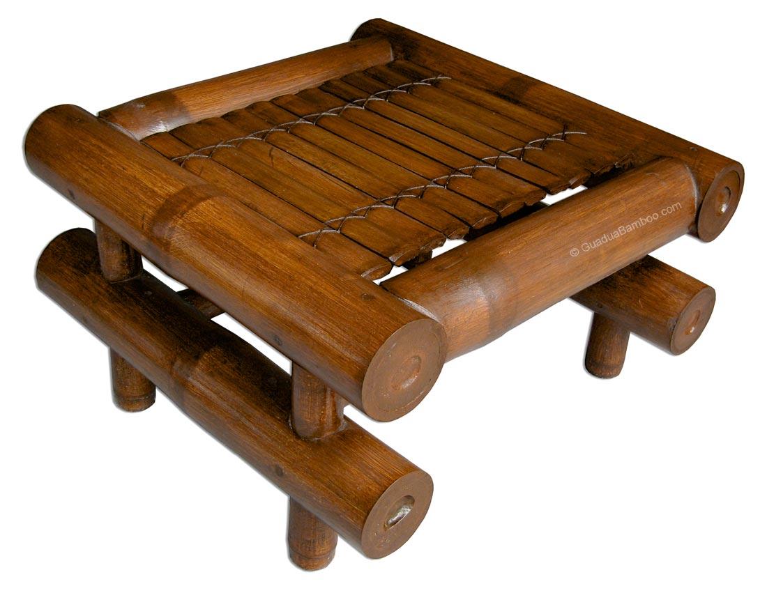 Bamboo Table Bamboo Valance Photo