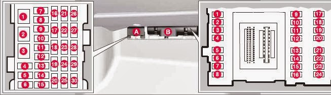 Astonishing 2011 Volvo Xc60 Fuse Box Basic Electronics Wiring Diagram Wiring 101 Capemaxxcnl