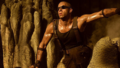 The Chronicles Of Riddick vin Diesel 2013