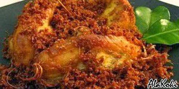 Ayam Masak Bumbu Bawang