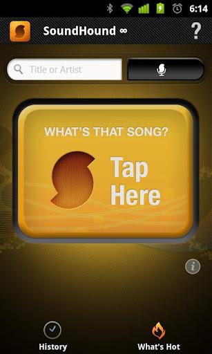 SoundHound ∞ v3.0.6 Apk App