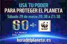 La Hora del Planeta 2014: apagón mundial, sábado 29 de marzo