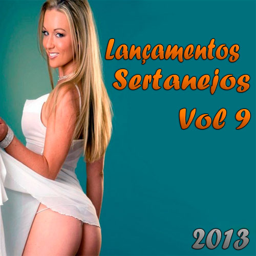 Lan�amentos Sertanejos - Vol.9