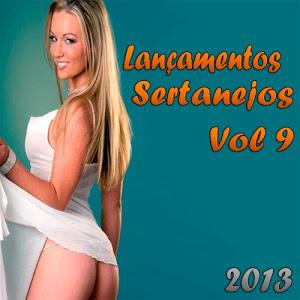 Download Lançamentos Sertanejos Vol. 9 2013 Baixar CD Mp3