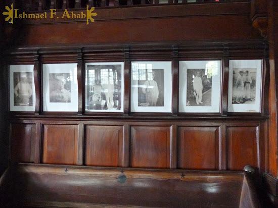 Old photos of Emilio Aguinaldo in Aguinaldo Shrine