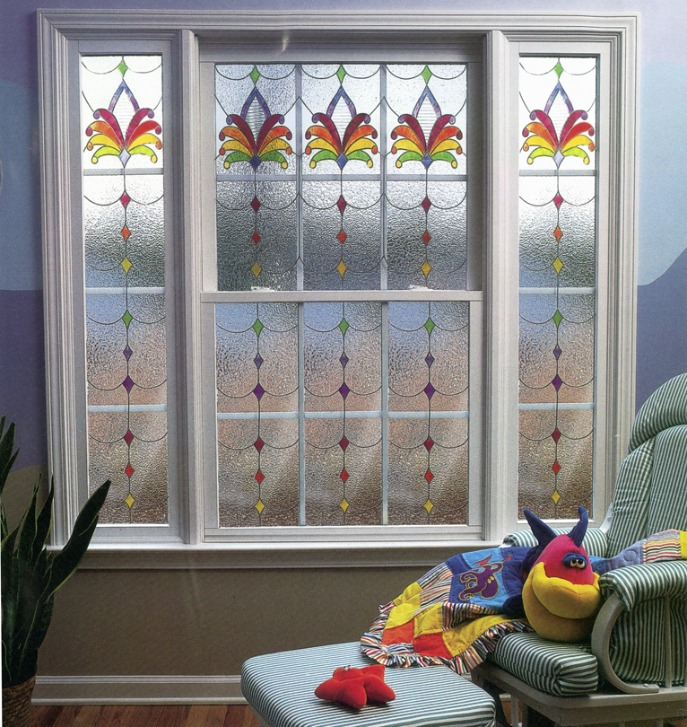 Gallery glass class redi lead and gallery glass winning for Normal window design