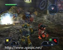 Download Game Metal ArmS Glitch in the System PS2 ISO For PC Full Version ZGASPC