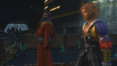 A New Batch Of Screenshots For Final Fantasy X/X-2