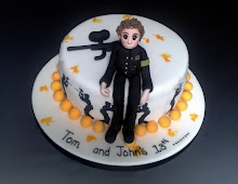 """Delta Force"" Tom and John's Cake"