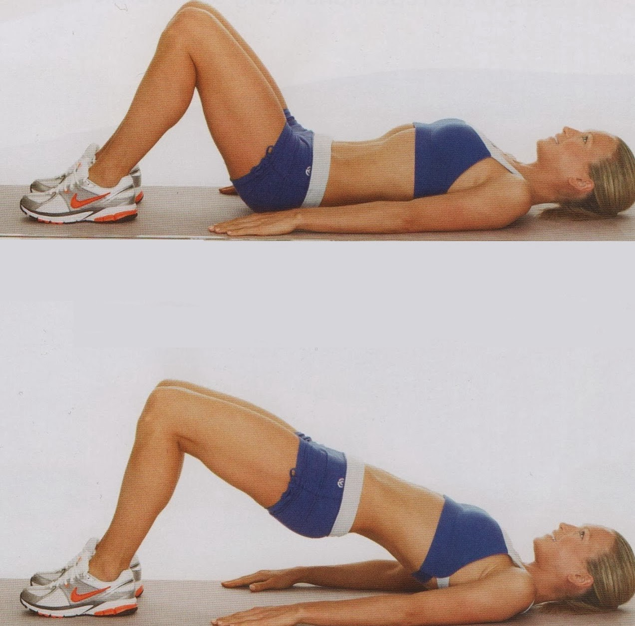 Khubsurat Beauty Tips: Exercises for getting flat belly ...