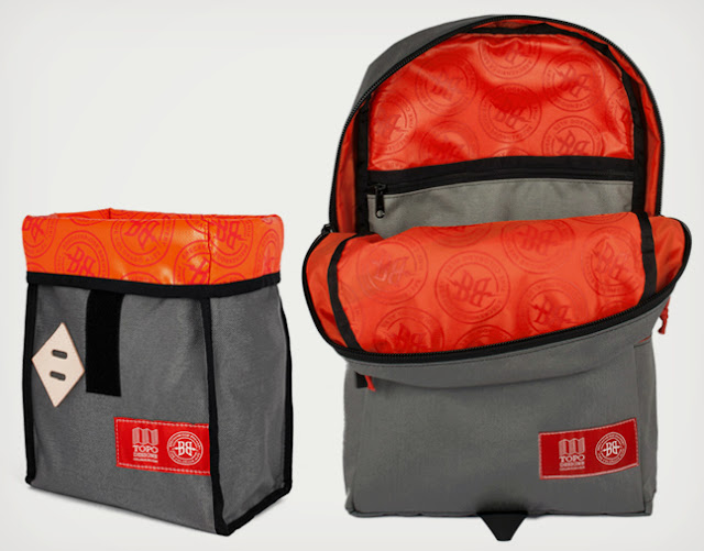 Topo Designs x Breckenridge Brewery Urban Outdoor Pack