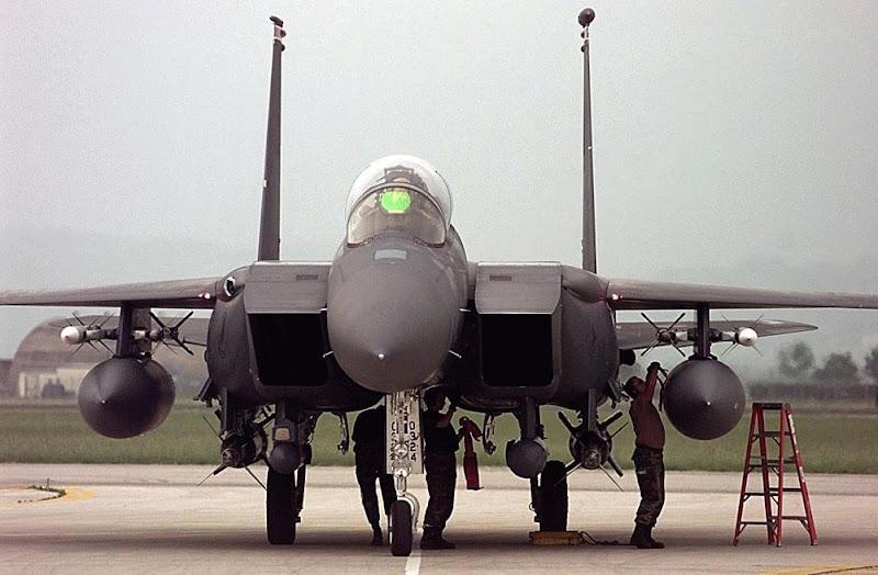 F-15E Strike Eagle Multi-role Strike Fighter