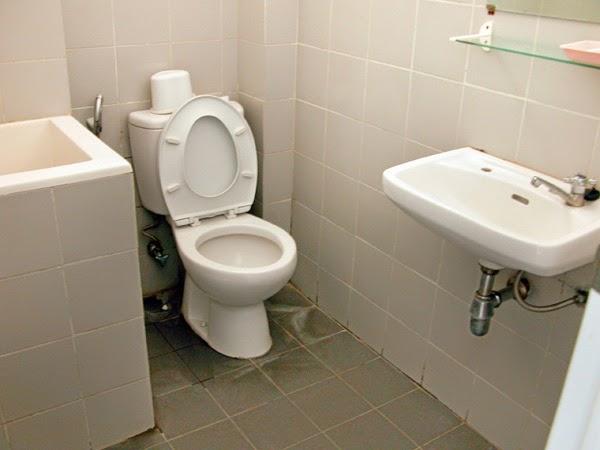 Bentuk-bentuk kamar mandi 7