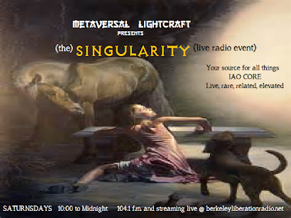 IAO CORE'S (the) singularity (live radio event)