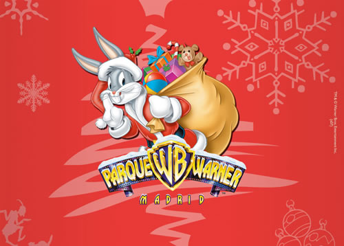 Navidad con Bugs Bunny