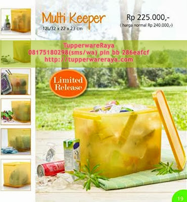 Tupperware Promo Indonesia Oktober 2013