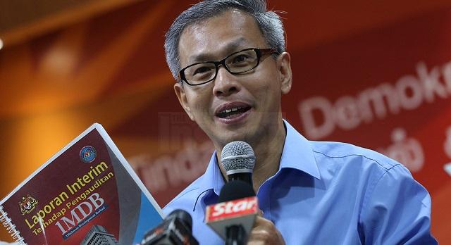 Laporan awal audit 1MDB boleh jawab tuduhan dokumen palsu, kata Pua