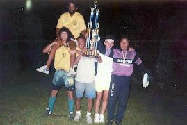 PAPUCAIA Campeão Municipal 1992