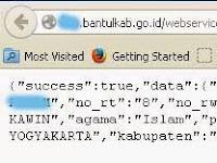 Integrasi Data KUA (simkah) dengan Dukcapil : Sekilas catatan