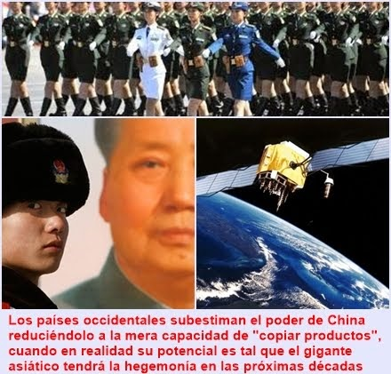 """MUNDO: """"Es hora de dejar de criticar a China y asumir que se está adueñando del mundo"""""""