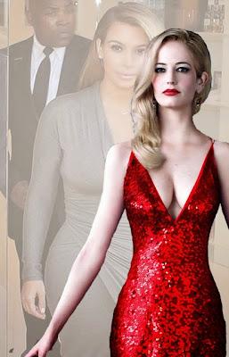 Kim Kardashian blonde photoshop funny