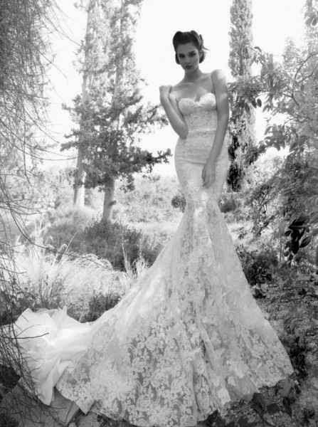 Vestidos de Novias Espectaculares By Inbal Dror.