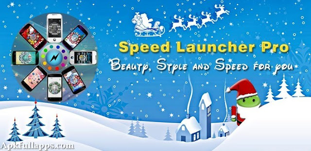 Speed Launcher Pro Lock screen v4.1
