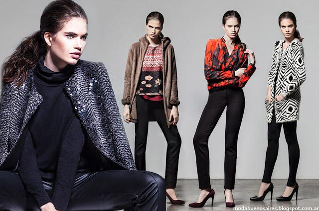 Moda otoño invierno 2015: Looks Veramo, abrigos y ropa de mujer invierno 2015.