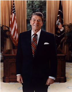 Ronald Reagan 1985