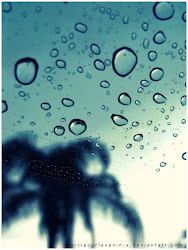 Any raindrop can be special