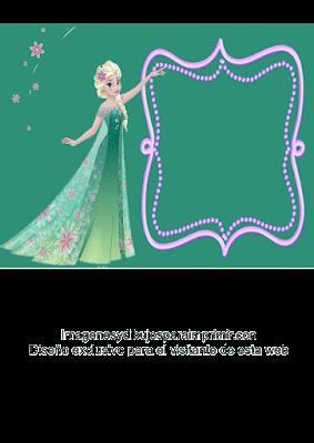 Elsa en frozen fever