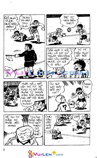 Jindodinho - Đường Dẫn Đến Khung Thành III  Tập 5 page 6 Congtruyen24h