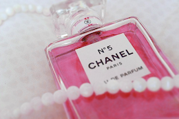 Chanel No 5....