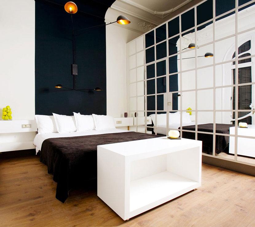Spanish design hotel praktik rambla en barcelona for Design hotel barcelona