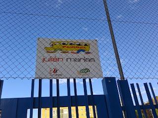 Pedibús del Julián Marías