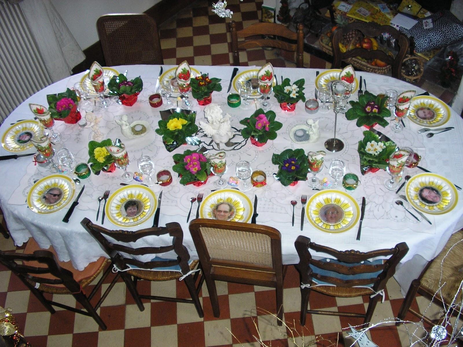 Les mains dans la t te marque place d coration de table - Marque de decoration ...
