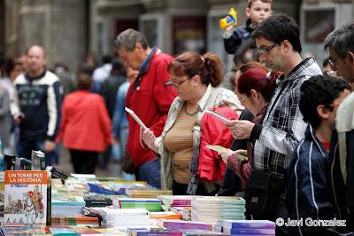 Diada Sant Jordi, Lleida,