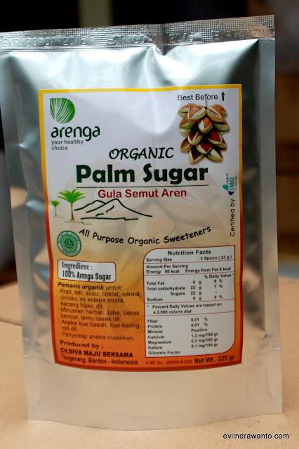 manfaat gula semut