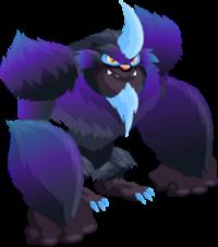 imagen del monster obsidia de monster legends