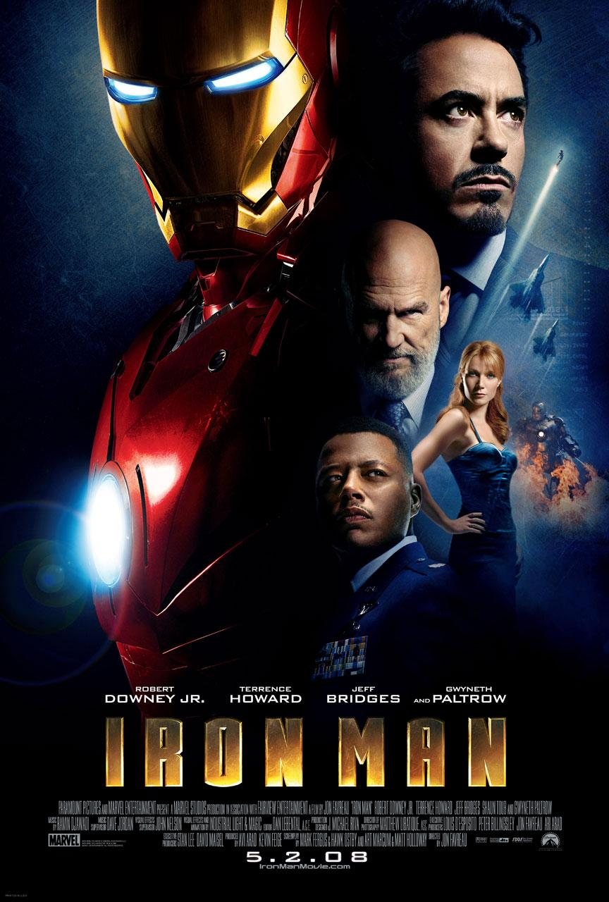 Watch Iron Man Movie Online Free 2008