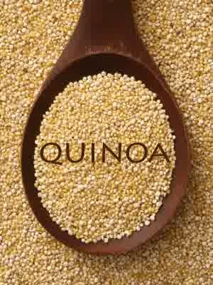 Quinoa including 20 foods you should always have in your kitchen