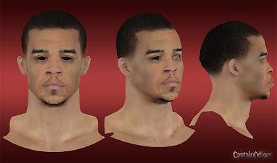 NBA 2K13 JaVale McGee Cyberface Mod
