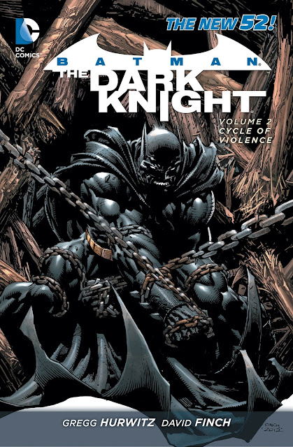 Dark Knight #52 : Cycle Of  Violence