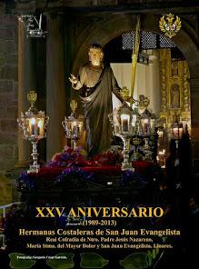 CARTEL OFICIAL XXV ANIVERSARIO COSTALERAS