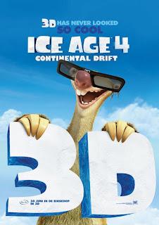 Ice Age 4: La formación de los continentes (2012) Online